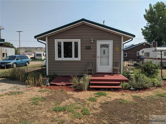 111 W Main, Winnett, MT 59087 (MLS #321424) :: Search Billings Real Estate Group