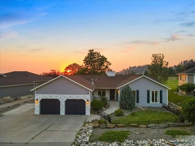 3233 Turnberry Circle, Billings, MT 59101 (MLS #321433) :: Search Billings Real Estate Group