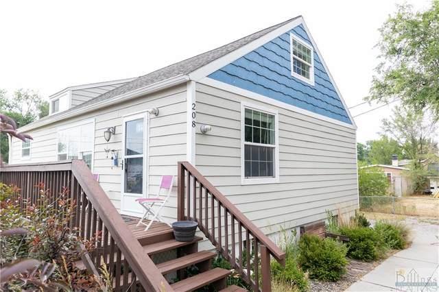 208 Monroe, Billings, MT 59101 (MLS #321435) :: Search Billings Real Estate Group