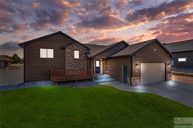 952 Siesta Ave, Billings, MT 59105 (MLS #321477) :: Search Billings Real Estate Group