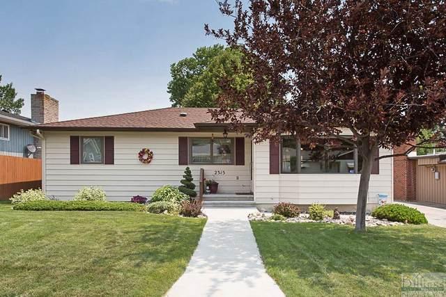 2315 Brentwood Lane, Billings, MT 59102 (MLS #321488) :: Search Billings Real Estate Group