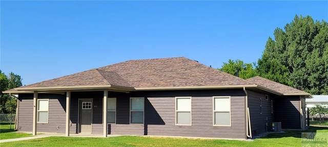 308 Cottonwood Drive, Joliet, MT 59041 (MLS #321520) :: The Ashley Delp Team