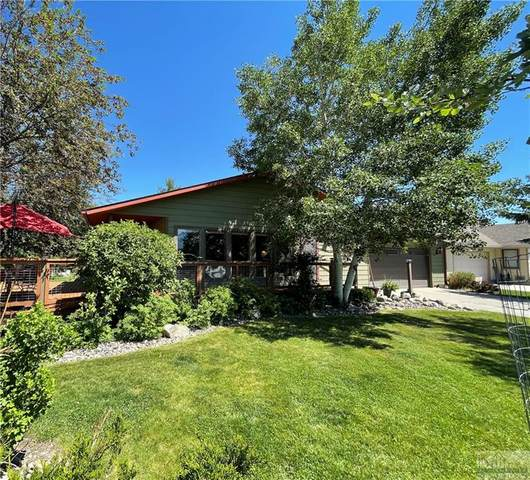 451 Upper Continental Drive, Red Lodge, MT 59068 (MLS #321521) :: MK Realty
