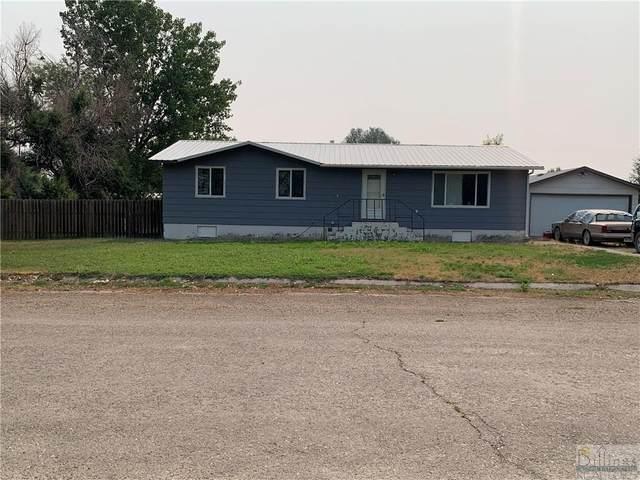 516 Summit Street, Hysham, MT 59038 (MLS #321529) :: Search Billings Real Estate Group