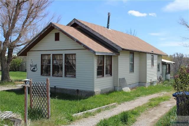 904 Logan St Se, Harlowton, MT 59036 (MLS #321544) :: Search Billings Real Estate Group