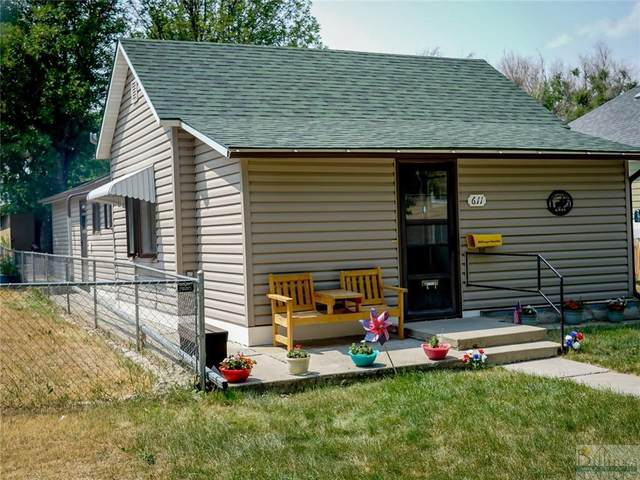 611 Main Street, Roundup, MT 59072 (MLS #321563) :: Search Billings Real Estate Group