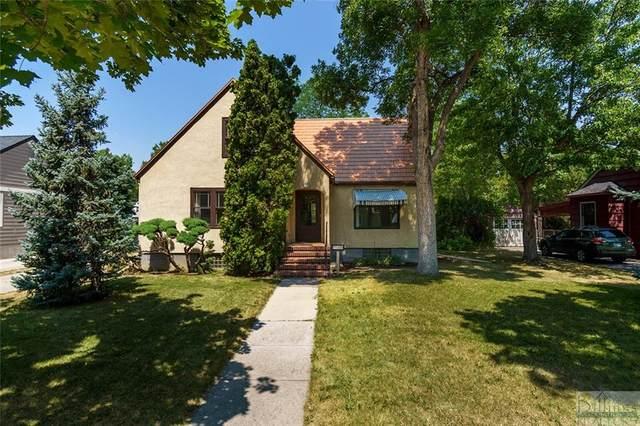 739 Yellowstone Avenue, Billings, MT 59102 (MLS #321584) :: Search Billings Real Estate Group