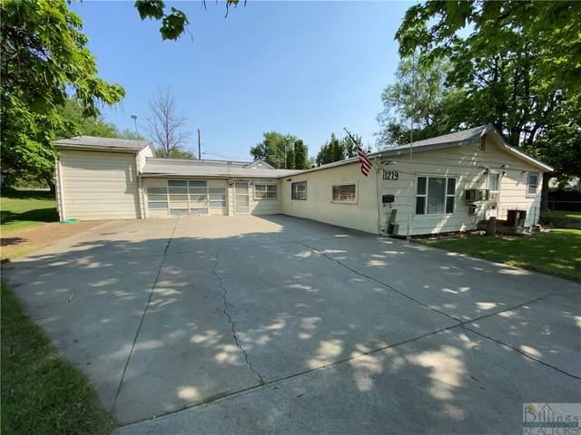 1219 Cook, Billings, MT 59102 (MLS #321626) :: Search Billings Real Estate Group