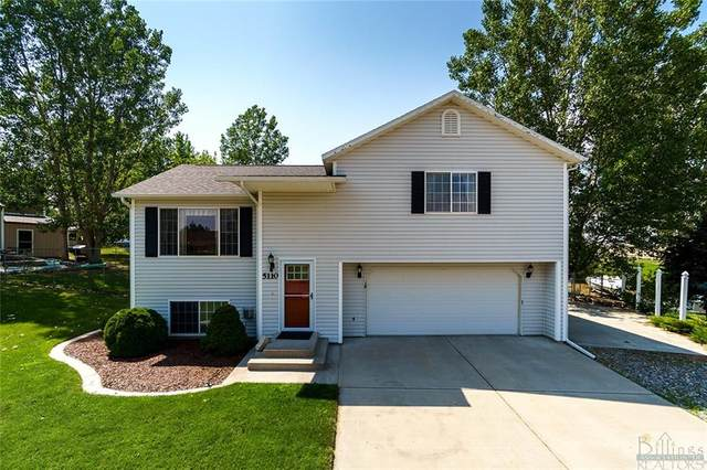 5110 Country View Drive, Billings, MT 59105 (MLS #321675) :: The Ashley Delp Team