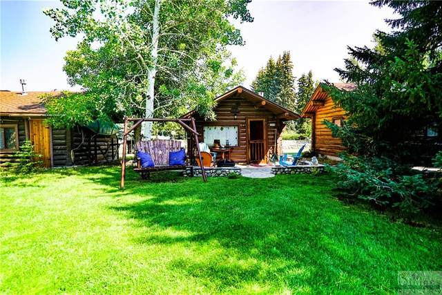 9 Fountain Park Drive, Red Lodge, MT 59068 (MLS #321678) :: MK Realty
