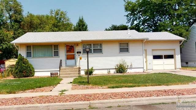 1915 Belvedere Drive, Billings, MT 59102 (MLS #321686) :: Search Billings Real Estate Group