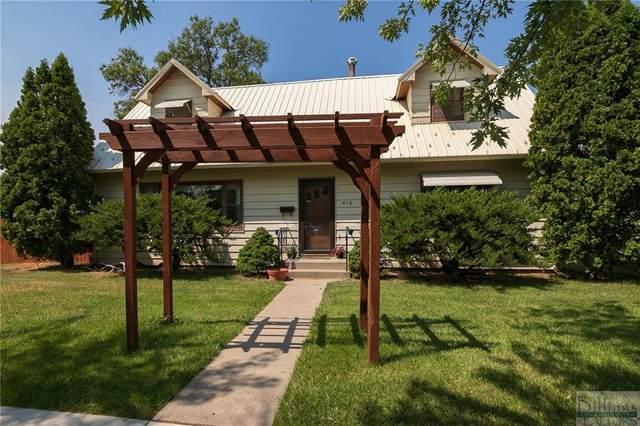 416 Cottonwood, Laurel, MT 59044 (MLS #321723) :: Search Billings Real Estate Group