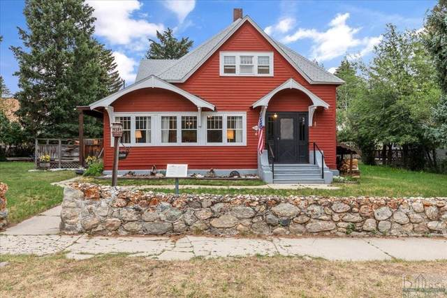 313 Hauser Ave. North, Red Lodge, MT 59068 (MLS #321735) :: MK Realty
