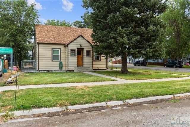 419 E 5th Street, Laurel, MT 59044 (MLS #321761) :: MK Realty