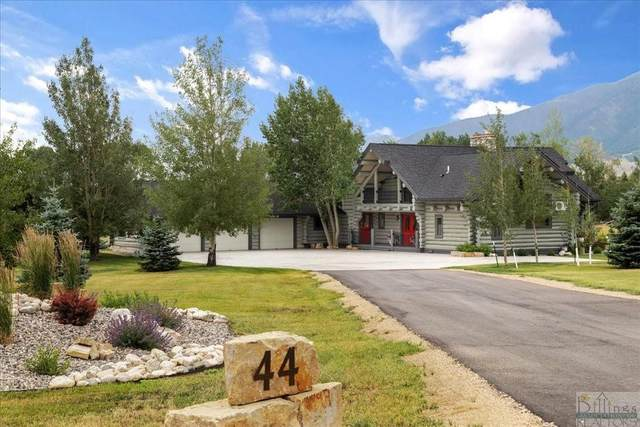 44 Mountainbrook, Red Lodge, MT 59068 (MLS #321774) :: The Ashley Delp Team
