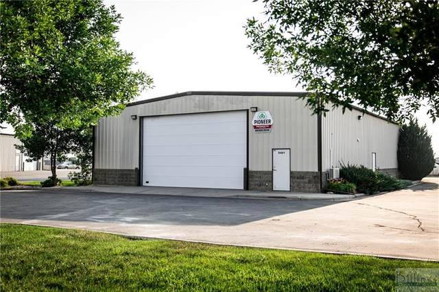 5461 Holiday Ave, Billings, MT 59101 (MLS #321776) :: The Ashley Delp Team