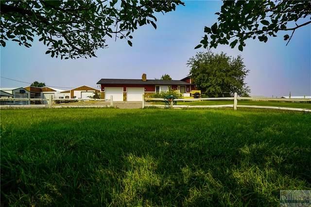 5510 Deadwood Drive, Billings, MT 59101 (MLS #321778) :: MK Realty