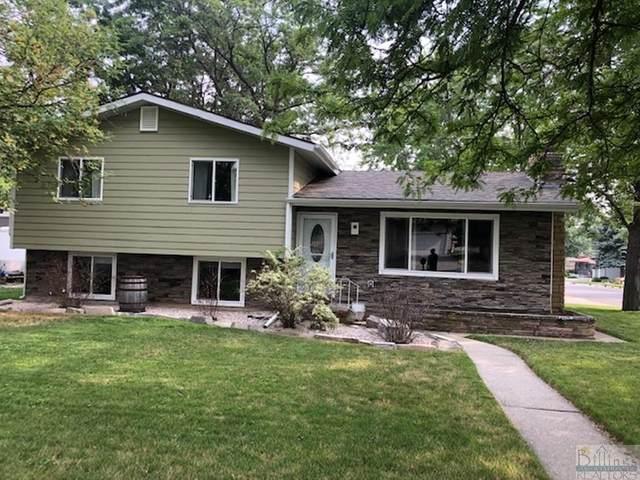 2134 Lyman Avenue, Billings, MT 59102 (MLS #321803) :: Search Billings Real Estate Group
