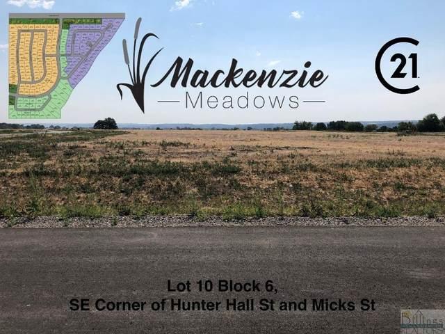 Lot 10 Block 6 Micks St/ Hunter Hall, Billings, MT 59106 (MLS #321822) :: MK Realty