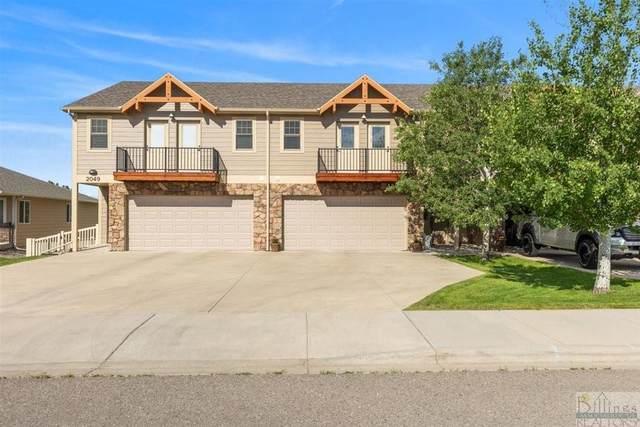 2047 Lake Hills Drive, Billings, MT 59105 (MLS #321832) :: Search Billings Real Estate Group
