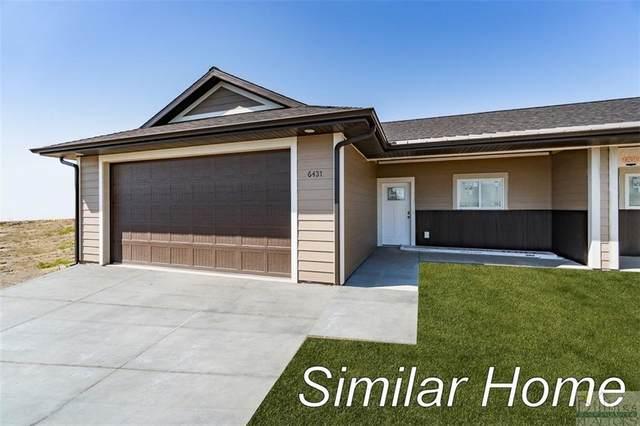6415 Signal Peak Avenue, Billings, MT 59106 (MLS #321850) :: Search Billings Real Estate Group