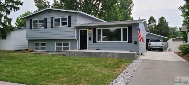 2527 W Howard Avenue, Billings, MT 59102 (MLS #321864) :: MK Realty