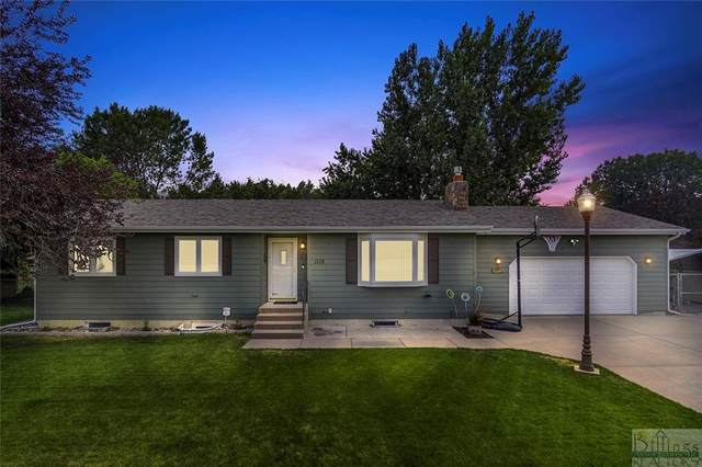 1112 Alkali Creek, Billings, MT 59105 (MLS #321865) :: Search Billings Real Estate Group