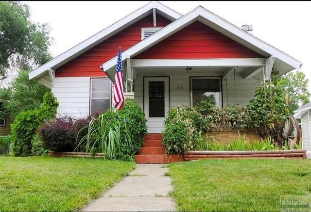 315 Custer Avenue, Billings, MT 59101 (MLS #321870) :: The Ashley Delp Team