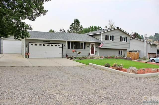 1403 Valley Heights Road, Billings, MT 59105 (MLS #321885) :: Search Billings Real Estate Group