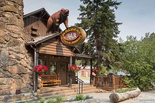 22 E Rosebud Rd (Grizzly Bar), Roscoe, MT 59071 (MLS #321909) :: The Ashley Delp Team