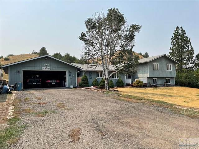 3826 Blue Creek Road, Billings, MT 59101 (MLS #321916) :: Search Billings Real Estate Group