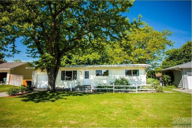 316 30th Street W, Billings, MT 59102 (MLS #321923) :: Search Billings Real Estate Group