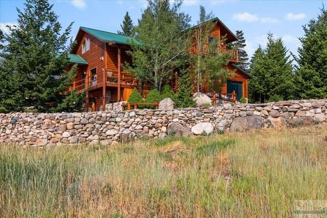 9 Hawk Trail, Nye, MT 59061 (MLS #321963) :: The Ashley Delp Team