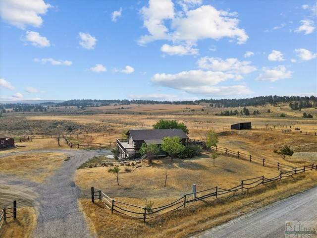 11620 Otis Creek Rd, Shepherd, MT 59079 (MLS #321974) :: The Ashley Delp Team