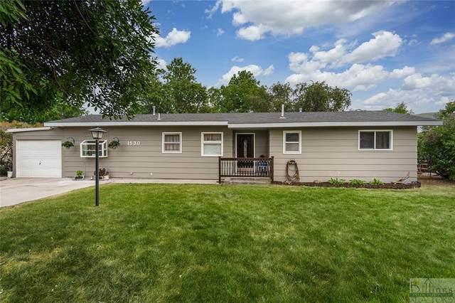 1530 Cheryl Street, Billings, MT 59105 (MLS #321985) :: Search Billings Real Estate Group