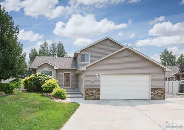 2928 Daystar Drive, Billings, MT 59102 (MLS #321989) :: Search Billings Real Estate Group