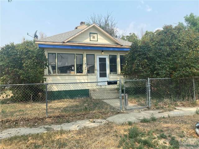 301 1st Street W, Roundup, MT 59072 (MLS #322005) :: Search Billings Real Estate Group