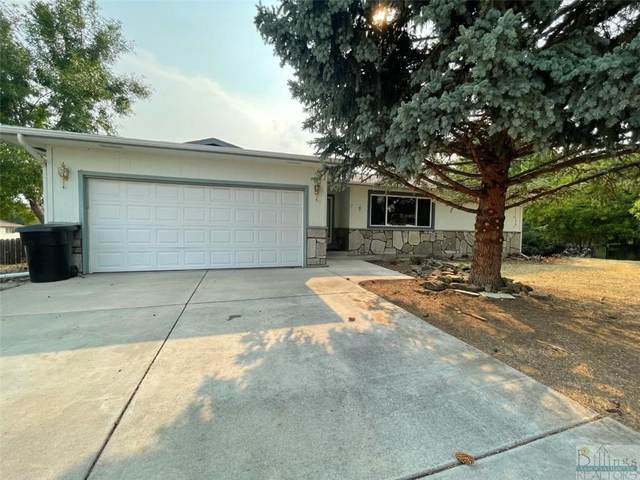 1706 Lake Hills Dr., Billings, MT 59105 (MLS #322008) :: MK Realty