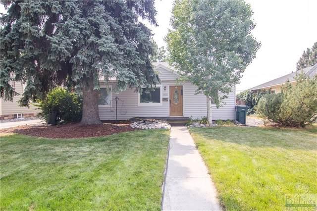 1826 Avenue B, Billings, MT 59102 (MLS #322011) :: Search Billings Real Estate Group