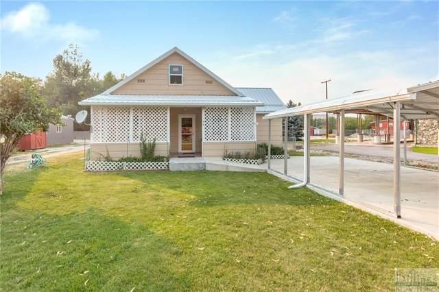 54 N Montana Avenue, Absarokee, MT 59001 (MLS #322022) :: Search Billings Real Estate Group