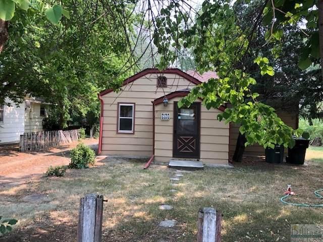 2120 10th Avenue N, Billings, MT 59101 (MLS #322030) :: Search Billings Real Estate Group