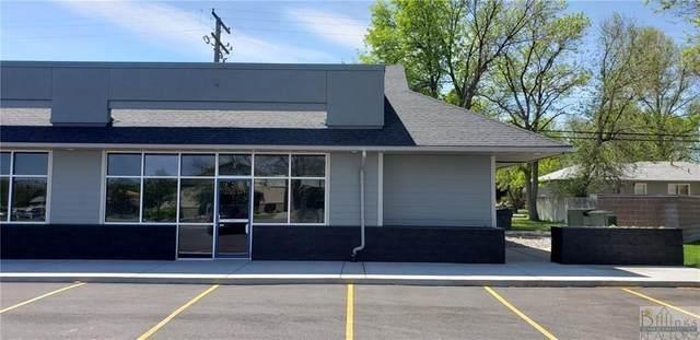 2044 Broadwater Avenue Suite F, Billings, MT 59102 (MLS #322060) :: Search Billings Real Estate Group