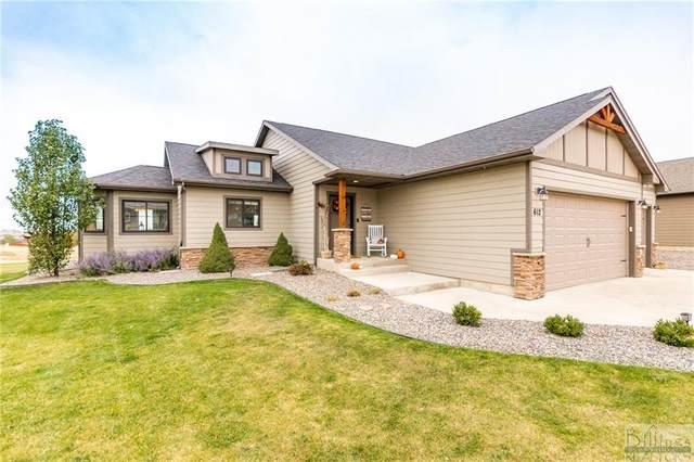 612 Lacey Road, Billings, MT 59101 (MLS #322068) :: Search Billings Real Estate Group