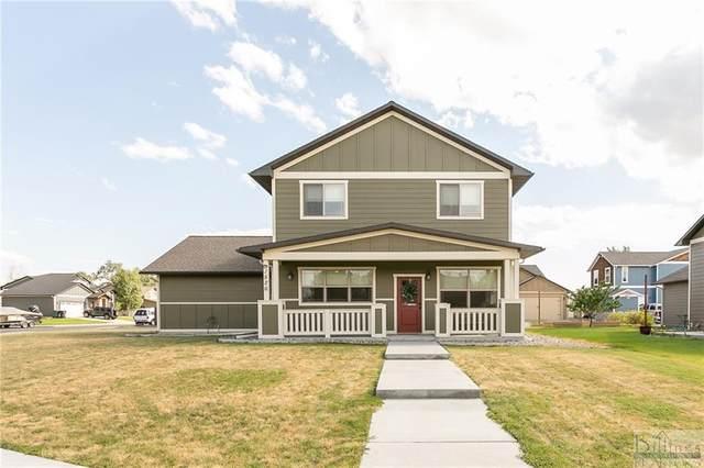 1526 Spring Gulch Way, Billings, MT 59105 (MLS #322073) :: Search Billings Real Estate Group