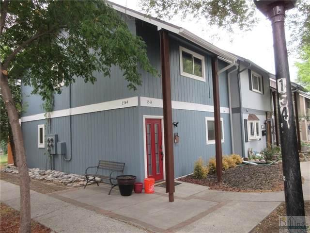 1544 Yellowstone, Billings, MT 59102 (MLS #322075) :: The Ashley Delp Team