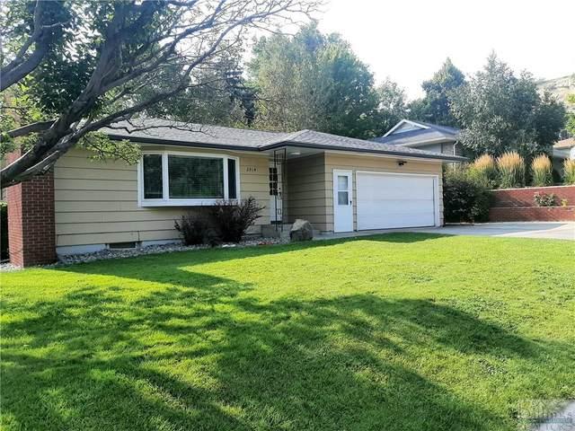 2914 Rimview Drive, Billings, MT 59102 (MLS #322079) :: Search Billings Real Estate Group