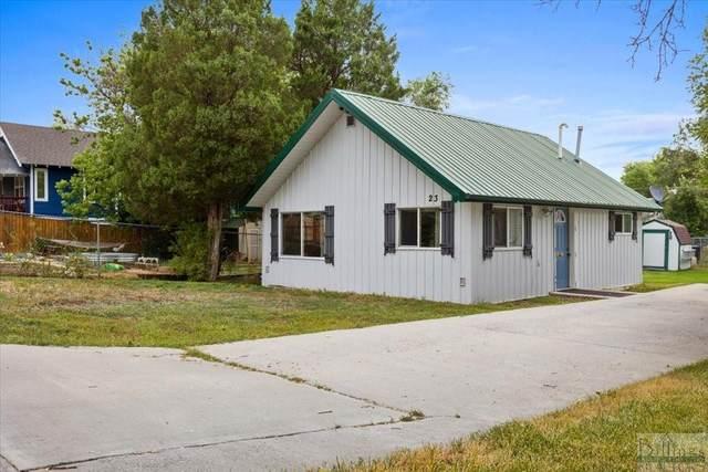 23 Adams Street, Billings, MT 59101 (MLS #322085) :: Search Billings Real Estate Group