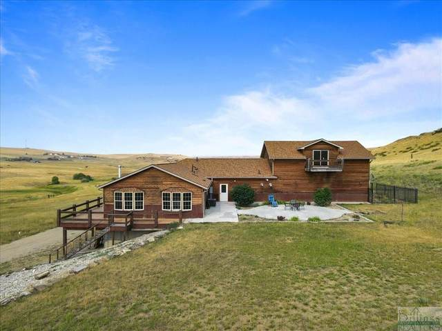 28 Woman Chief Circle, Absarokee, MT 59001 (MLS #322087) :: Search Billings Real Estate Group