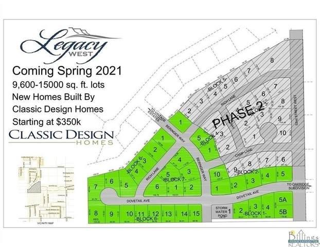 5419 Dovetail Avenue, Billings, MT 59102 (MLS #322094) :: Search Billings Real Estate Group