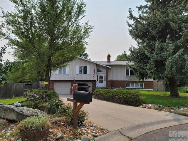 1127 Toole Court, Billings, MT 59105 (MLS #322097) :: Search Billings Real Estate Group